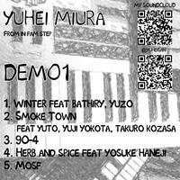 [CD] yuhei miura DEMO1