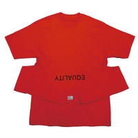 EQUALITY T-Shirt #Red