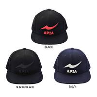 APIA 2019 HFフラットキャップ(高周波プリント)