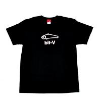 APIA ルアーTシャツ bit-V    [ブラック]