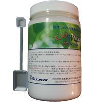 エコウィッシュ業務用<1kg容器入り>環境保全型除菌洗浄剤(弱アルカリ性酸素系洗浄剤)