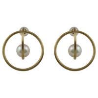 eternal pierced earrings S