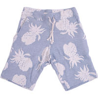 JACQUARD PINEAPPLE SHORTS