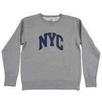 S※CITY FLOCKY SWEAT -NYC-