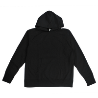※7.5 oz. USA FRENCH TERRY PARKA  -BLACK- R195-0401
