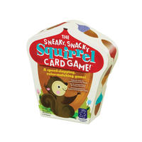 Learning Resources Sneaky Snacky Squirrel Card Game! リスとどんぐりのカードゲーム