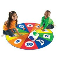 Learning Resources All Around Learning Circle Time Activity Set サークルタイム アクティビティセット
