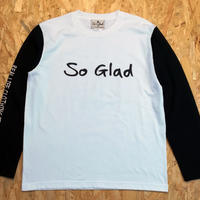 So Glad Logo L/S TEE A