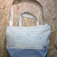 So Glad Switching Tote Bag Gray