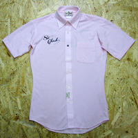 So Glad Dry BD S/S Shirt OX Pink