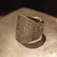 METALIZE Bandana Ring