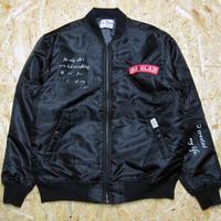 So Glad MA-1 Jacket Black