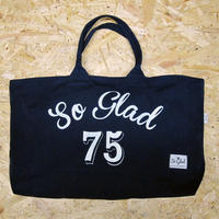 So Glad ZIP TOTEBAG Navy