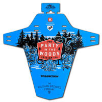 """Transition Fender """"Party in the woods"""""""