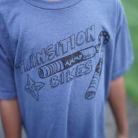 Bike Ninja - Kids Tee