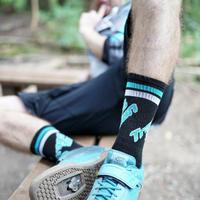 2017 Wool Socks  Split Logo