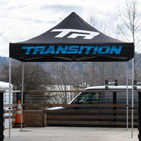 Transition Bikes Pop Up Tent