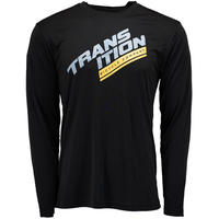 LONG SLEEVE SWIFT JERSEY BLACK