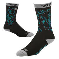 "Transition Bikes ""Party In The Islands"" Socks"