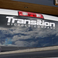 2017 Auto Decal (Logo: Straight Logo)