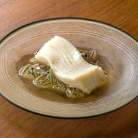 【季節の一汁一菜】滝川豆腐とじゅんさい 2人前
