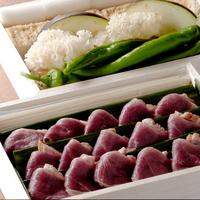 【季節の鍋】京鴨と夏野菜のすき鍋 2人前