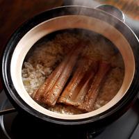 【季節の一汁一菜】穴子と山椒の炊き込みご飯 2人前