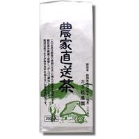 農家直送茶 緑ラベル 200g
