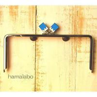 【HA-1514】22cm/角型(新撰組×シルバー)
