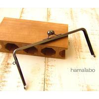 【HA-1297】22cm/角型(アメ玉×ブラック)