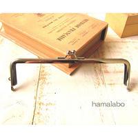 11月19日販売開始!【HA-1758】16.5cm口金/(シルバー)