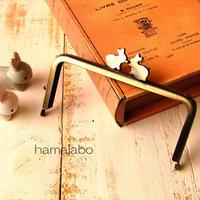 1月19日販売開始!【HA-1685】12cm/角型(ペアウサギ×アンティークゴールド)