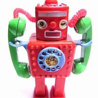 むかし懐かしロボット VOL.2 01.Telephone Robot
