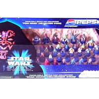 ペプシボトルキャップ SW-EPⅠ コレクションステージとコンプリートセット