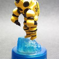 海洋堂ホビーロビー・ファミリーマート限定 深海探査服(イエロー)