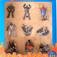 タイムスリップグリコ 鉄人28号編 コレクションボックス(全9種)