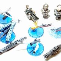 映画「ローレライ」フィギュアコレクション (全10種)コンプリートセット