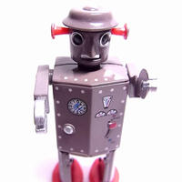 むかし懐かしロボット VOL.1 05.Atomic Robot Man