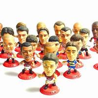 コカ・コーラ プロサッカーフィギュア MIMIATURES 全20種