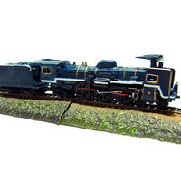 中国四国物産展 02.山口線蒸気機関車C57-1「貴婦人」