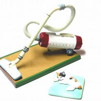 15.シリンダー型電気掃除機(1959年)