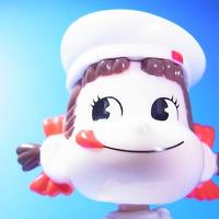 Mini 首振りペコちゃん