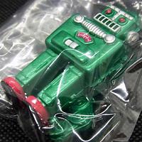 北原コレクション No2 スモーキングロボット(緑)