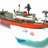08.南極観測船ふじ