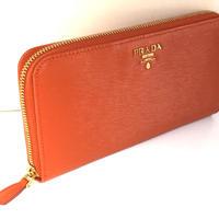 PRADA VITELLO MOVE 品番:1M0506 財布