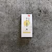 """【島根 茶三代一】出雲のいろどり """"水出しレモン緑茶""""ティーバック"""