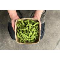 ゆうき農園さんの 八尾枝豆 1kg