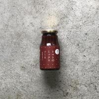 【斐川 太陽の里】  トマトのミックスソース(出雲生姜入り)