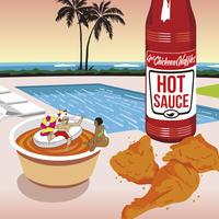 KOJOE 【Hot Sauce/Pancakes】