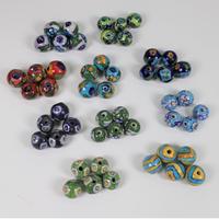 Beads/5個セット・中(花) BP19-71